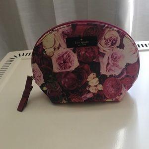 Kate Spade Keri Grant Street Floral Cosmetic Bag